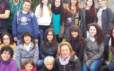 Visita en Gatosphera de la Escuela del Henares